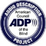 Logo til The Audio Description Project